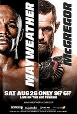 Mayweather vs. McGregor Large Poster