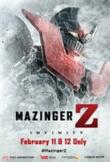 Mazinger Z: INFINITY Movie Poster