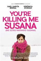 Me estás matando Susana Movie Poster