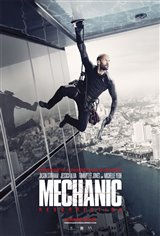 Mechanic: Resurrection Movie Poster