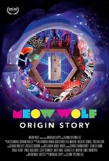 Meow Wolf: Origin Story Movie Poster