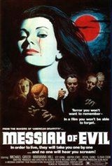 Messiah of Evil Movie Poster