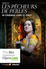 Met Summer Encore: Les Pêcheurs de Perles Movie Poster