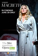 Met Summer Encore: Macbeth Movie Poster