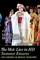Met Summer Encore: Madama Butterfly Movie Poster