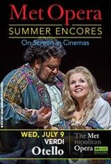 Met Summer Encore: Otello Movie Poster