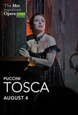 Met Summer Encore: Tosca Movie Poster