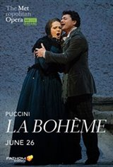 Met Summer Encore: La Bohéme (2019) Movie Poster