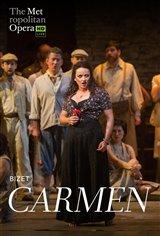 Metropolitan Opera: Carmen (Revival) Movie Poster