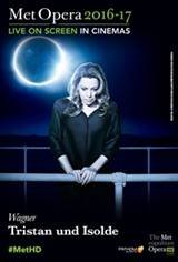 Metropolitan Opera: Tristan und Isolde Movie Poster