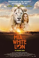 Mia and the White Lion (Mia et le Lion Blanc) Movie Poster