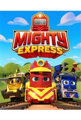 Mighty Express (Netflix) Movie Poster