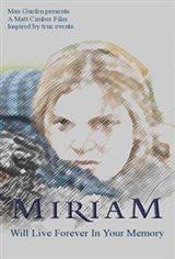 Miriam Movie Poster