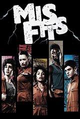 Misfits (Amazon Prime Video) Movie Poster