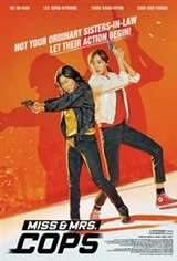 Miss & Mrs. Cops Movie Poster