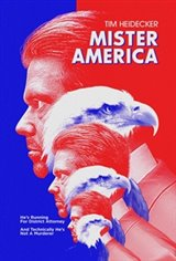Mister America Large Poster