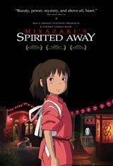 Miyazaki's Spirited Away Movie Poster