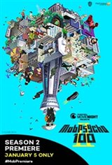 Mob Psycho 100 Season 2 Premiere Movie Poster