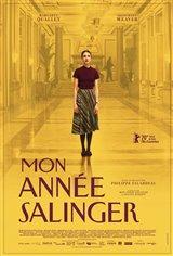 Mon année Salinger Movie Poster