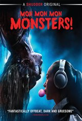 Mon Mon Mon Monsters Movie Poster
