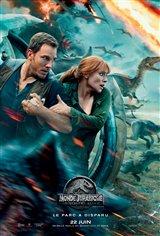Monde Jurassique : Le royaume déchu Movie Poster