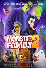Monster Family 2: Nobody's Perfect Movie Poster