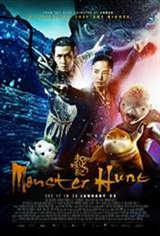 Monster Hunt Movie Poster