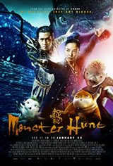 Monster Hunt 3D Movie Poster