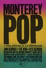 Monterey Pop Movie Poster