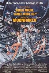 Moonraker Movie Poster