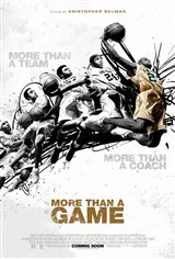 More Than a Game Movie Poster