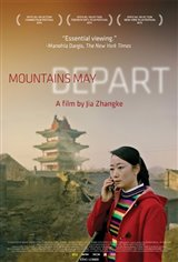 Mountains May Depart Movie Poster