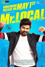 Mr. Local Large Poster