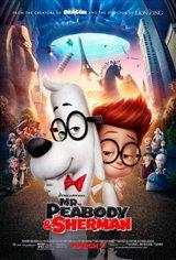 Mr. Peabody & Sherman Movie Poster
