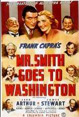 Mr. Smith Goes To Washington Movie Poster
