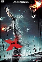 Mr. X Movie Poster