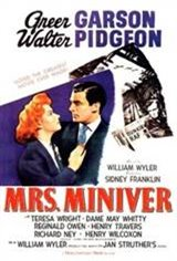 Mrs. Miniver (1942) Movie Poster