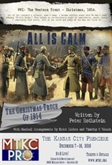 "MTKC Pro - ""All is Calm: The Christmas Truce of 1914"" Large Poster"