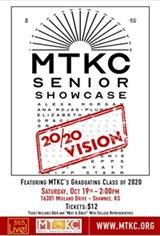 MTKC - Senior Showcase 2020 Large Poster