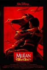Mulan (1998) Movie Poster