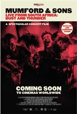 Mumford & Sons: Live from Africa Movie Poster