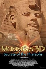 Mummies: Secrets of the Pharaohs Movie Poster