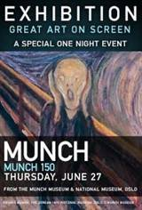 Munch 150 - Exhibition Movie Poster