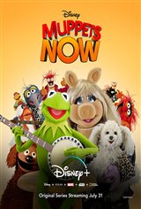 Muppets Now (Disney+) Movie Poster
