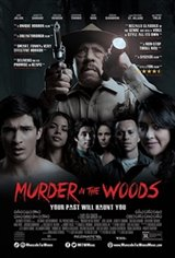 Murder in the Woods Large Poster