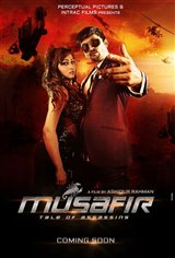 Musafir, A Tale of Assassins Large Poster