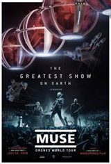 Muse - Drones World Tour Movie Poster