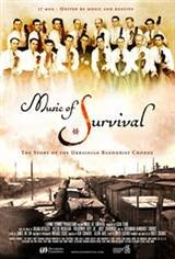 Music of Survival Movie Poster