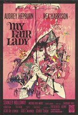 My Fair Lady Movie Poster Movie Poster
