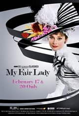 My Fair Lady 55th Anniversary (1964) presented by TCM Large Poster